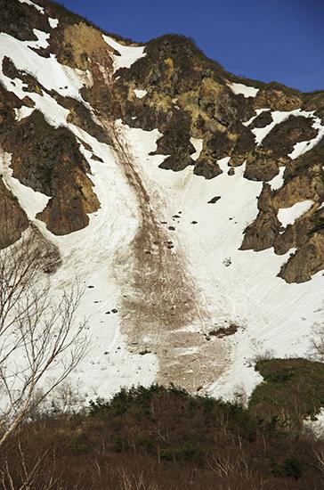 磐梯山東壁 猪苗代登山コース1505-2