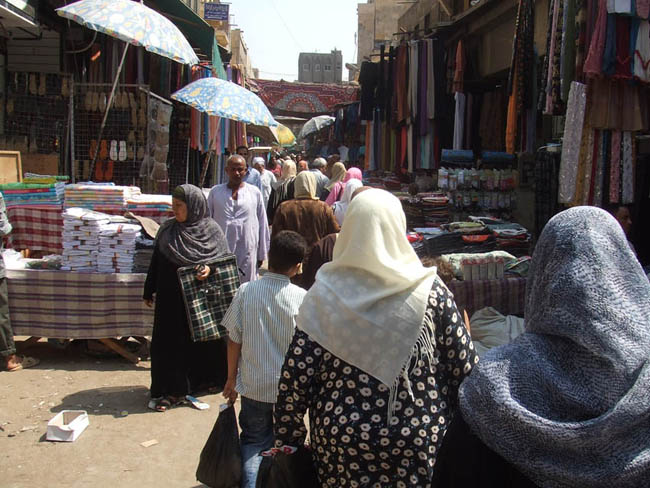 エジプト2 ラマダーン(断食)の始まり